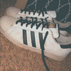 Adidas Superstar shoes for men's